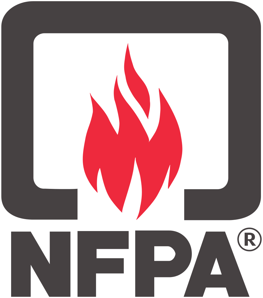 NFPA National Fire Protection Association Logo