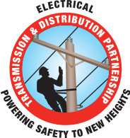 OSHA Electrical Transmission & Distribution Safety Partnership Logo